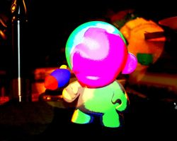 The Munny of all Colors by WeaselTea