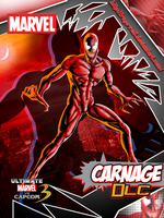 Carnage UMvC3 by ruga-rell