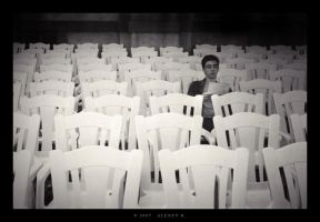Alone in the Audience by 5uRt
