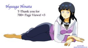 800+ Page Views_Hinata-san: Resting Time_ by passionatepremise
