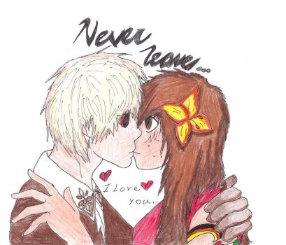 Never Leave... by DockMadchen
