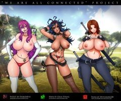 We-are-all-conected by gulavisual