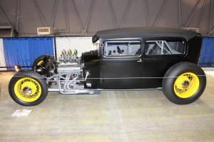 Ford Flattop racer by DrivenByChaos