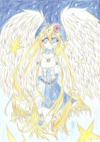 Angel of Stars by Yukarie-chan11