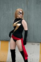 Ms. Marvel NYCC 2011 by bettiebloodshed