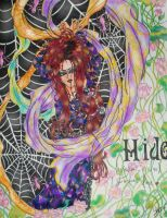 of spiders n' psychedelic gems by Glammed-dreams