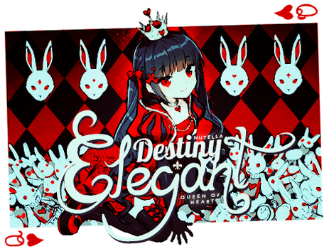 Signature l Queen of Heart by Asunaw