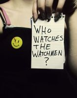 Who Watches the Watchmen? by Theanimalparade