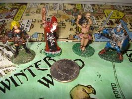 Reaper Miniatures by MoCaW