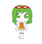 Gumi Chibi by TheSweetieCece
