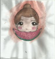 Watermelon~ by ForeverWrong