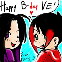 Happy B-Day VE by Tomocchan