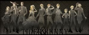 Tiger and Bunny 1870 by AlexiusSana