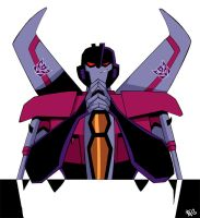 TFA Starscream by Uwall