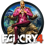 Far Cry 4 Dock Icon by OutlawNinja