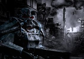 Fallout 3 Wallpaper 1 by Jesus-Fishboy