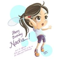 Nad's B'day by yehachan