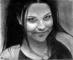 Amy lee by viper-boy10