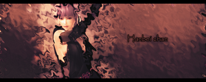 Ayane Sig V2 by QiaoFather