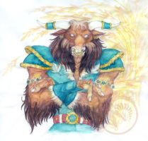 No, I Am Not a Yak by Tygwa