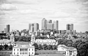 Canary Wharf by AndrewToPhotography