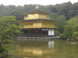 Kinkakuji by TheWoofster0