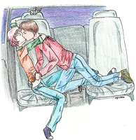Bodyheat in the Passenger Seat by petals-on-scarecrows