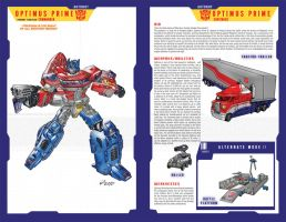 Classics Optimus Prime MtMtE by Tramp-Graphics
