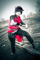 Karkat Vantas - Homestuck by SKYLineCosplay