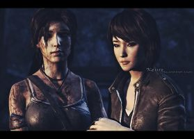 Lara and Sam by Keyre