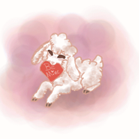 Baa Love You :Animated: by muttIee