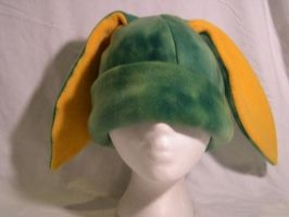 Squash Bunny Hat - CLEARANCE by kittyhats
