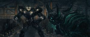 Pacific Rim by kendmd