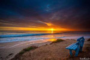 Pacific Solitude by AndrewShoemaker