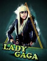 LADY GAGA by Mahdi18
