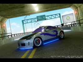 Nissan350z Tuned by jomet