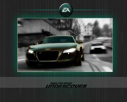 Nfs _UNDERCOVER_ wall pack by MYHAYHP2007