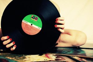 Daddy's Records II by sharonie