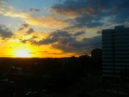 Knox. Sunset by Lycrin