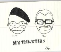 The Mythbusters by The-Cowboy