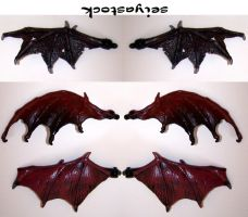 Toy Dragon Wings by seiyastock