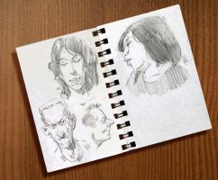 Sketchbook 7 by Eyth