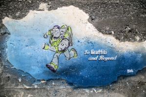 To Graffiti and Beyond ! by TheArtofBlouh