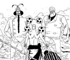 A Big Threat Wheres Luffy by JERRYABISTADO