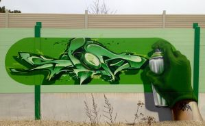 Green Line (spoare153,meerane,2014) by spoare153