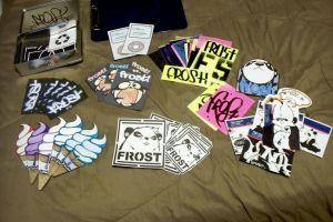 sticker lot 1 by FROST513