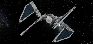 LEGO Star Wars TIE Hunter - REVISED by Aryck-The-One