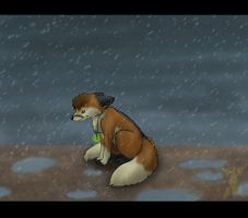 30. Under the Rain by min-mew