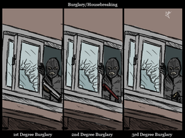 Burglary by CharlieChan69