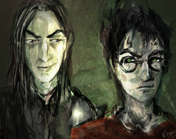 Ah, Mister Potter by Vizen